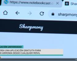 La Aplicación Sharpmony creada por la UEX  pronto disponible en la Google Play Store