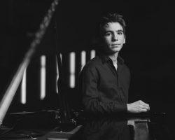 Concierto de piano a cargo de Nicolás Margerit