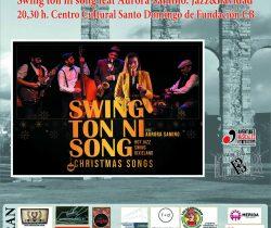 Concierto del grupo «Jazz&Navidad» Viernes 18