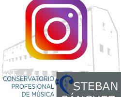Cuenta de Instagram del Centro