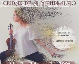 XIX Concurso de Jóvenes músicos «Ciudad de Almendralejo»