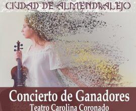 Final del  XIX Concurso de Jóvenes músicos de Almendralejo.
